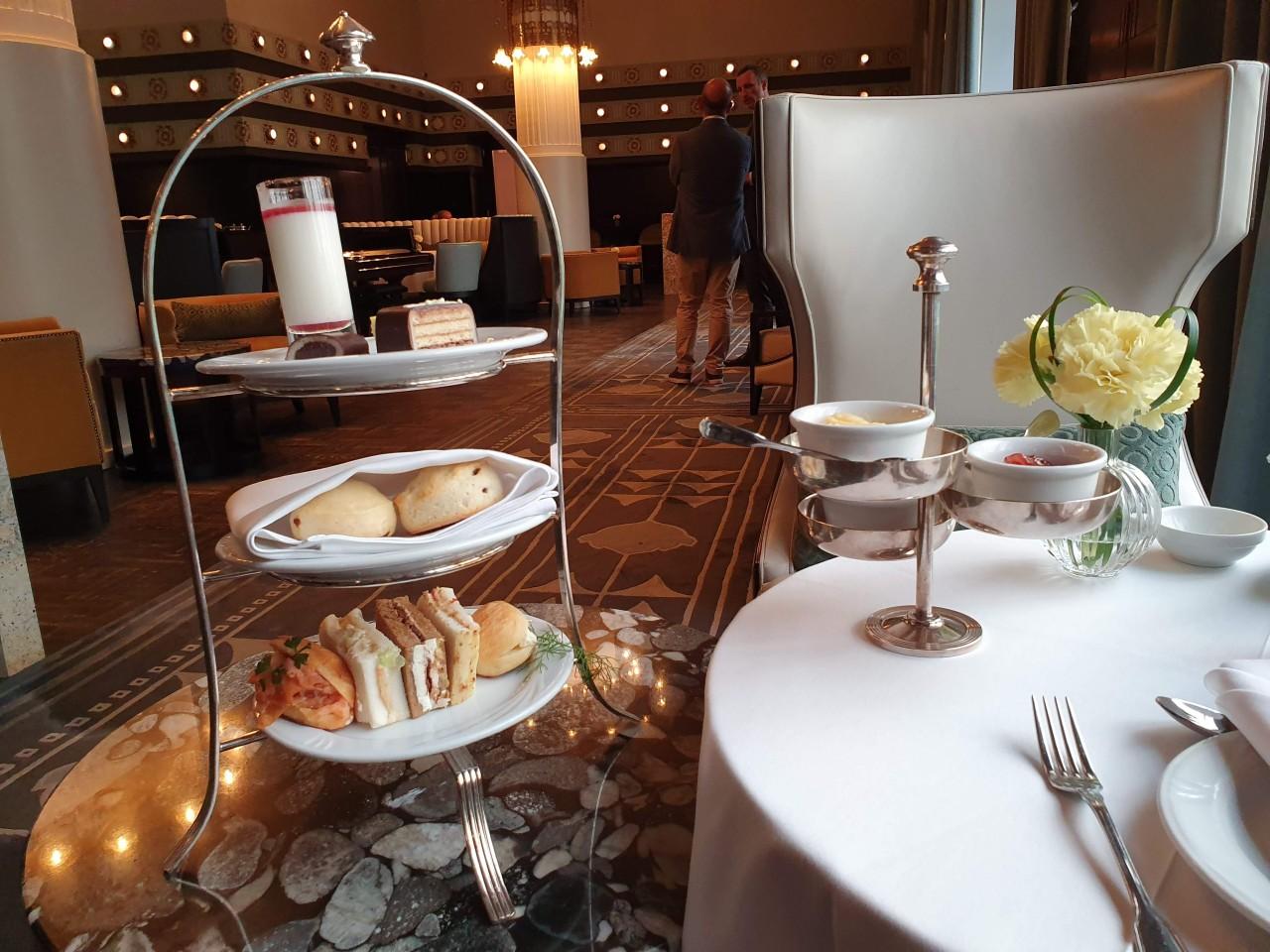 Day 5: Around the World in 80 Cakes #1 Hotel Bristol,Warsaw
