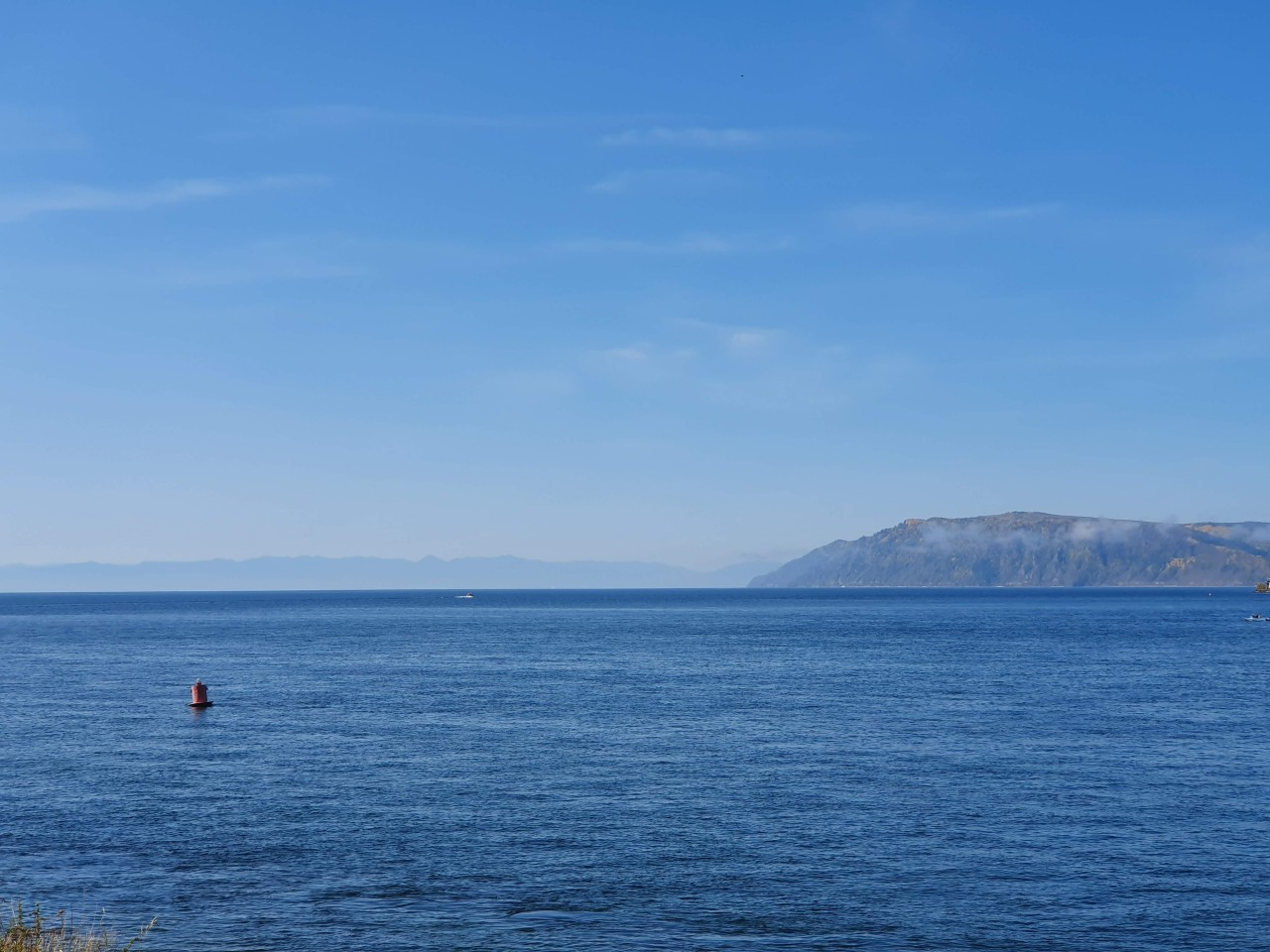 Day 20: Kayaking on Lake Baikal
