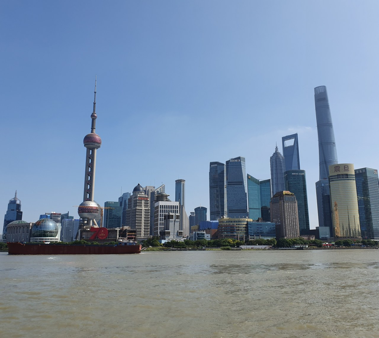 Day 40: ShanghaiSunrise
