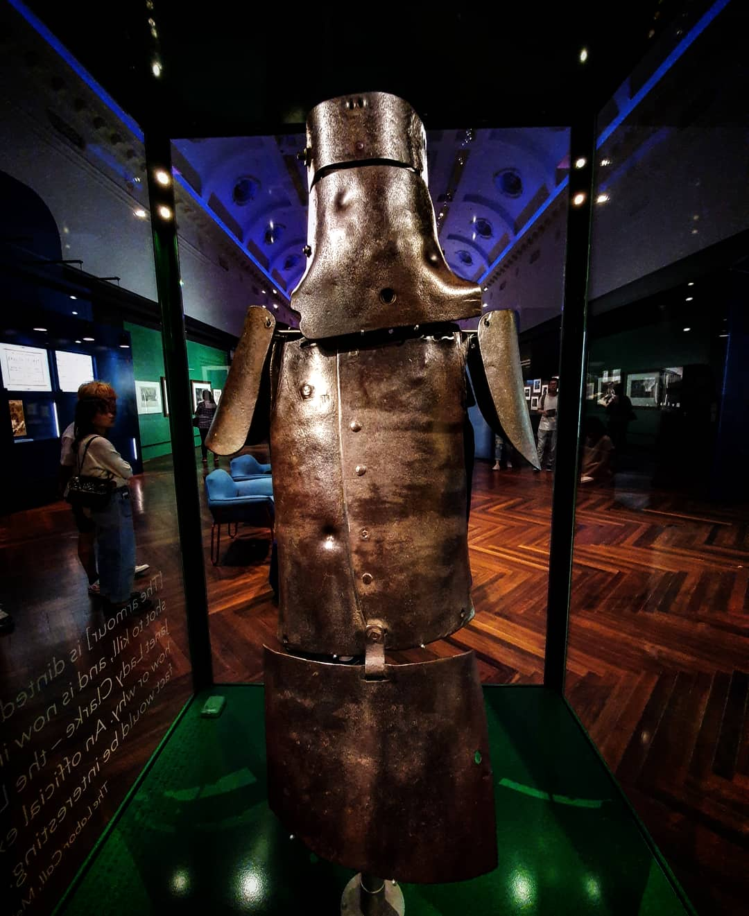 Day 130: Walks 101 and Ned Kelly