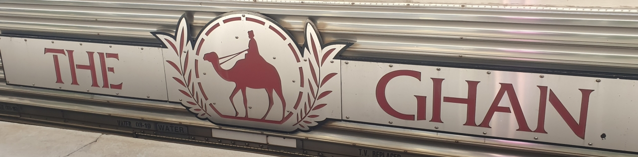 Day 155: On the Ghan to Alice (Part 1)