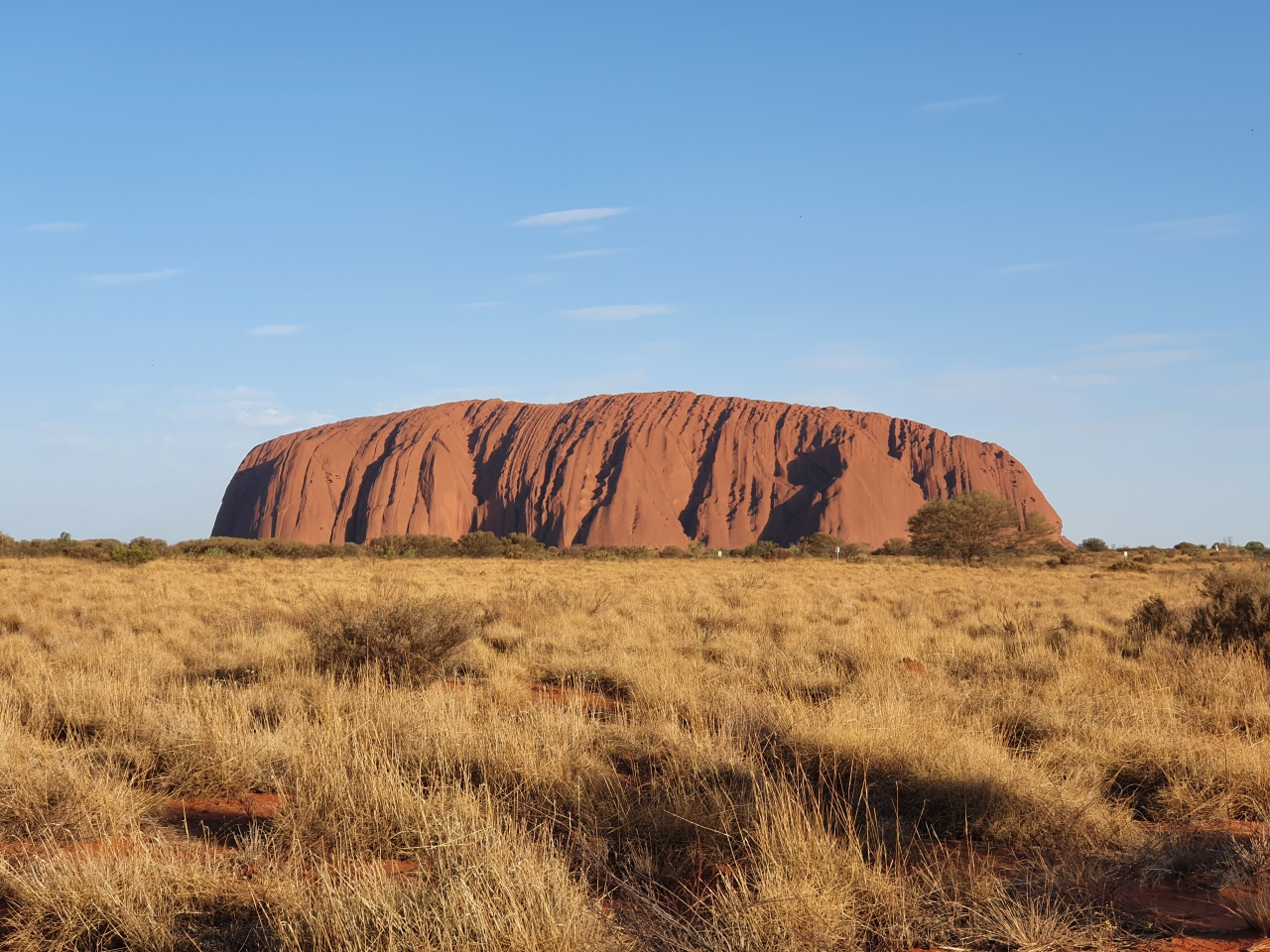 Day 161: Way Outback… Uluru