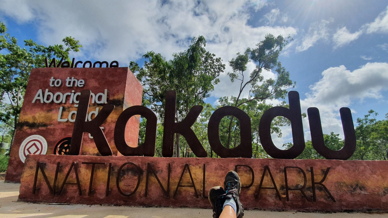 Day 168: Way Outback… Heading forKakadu