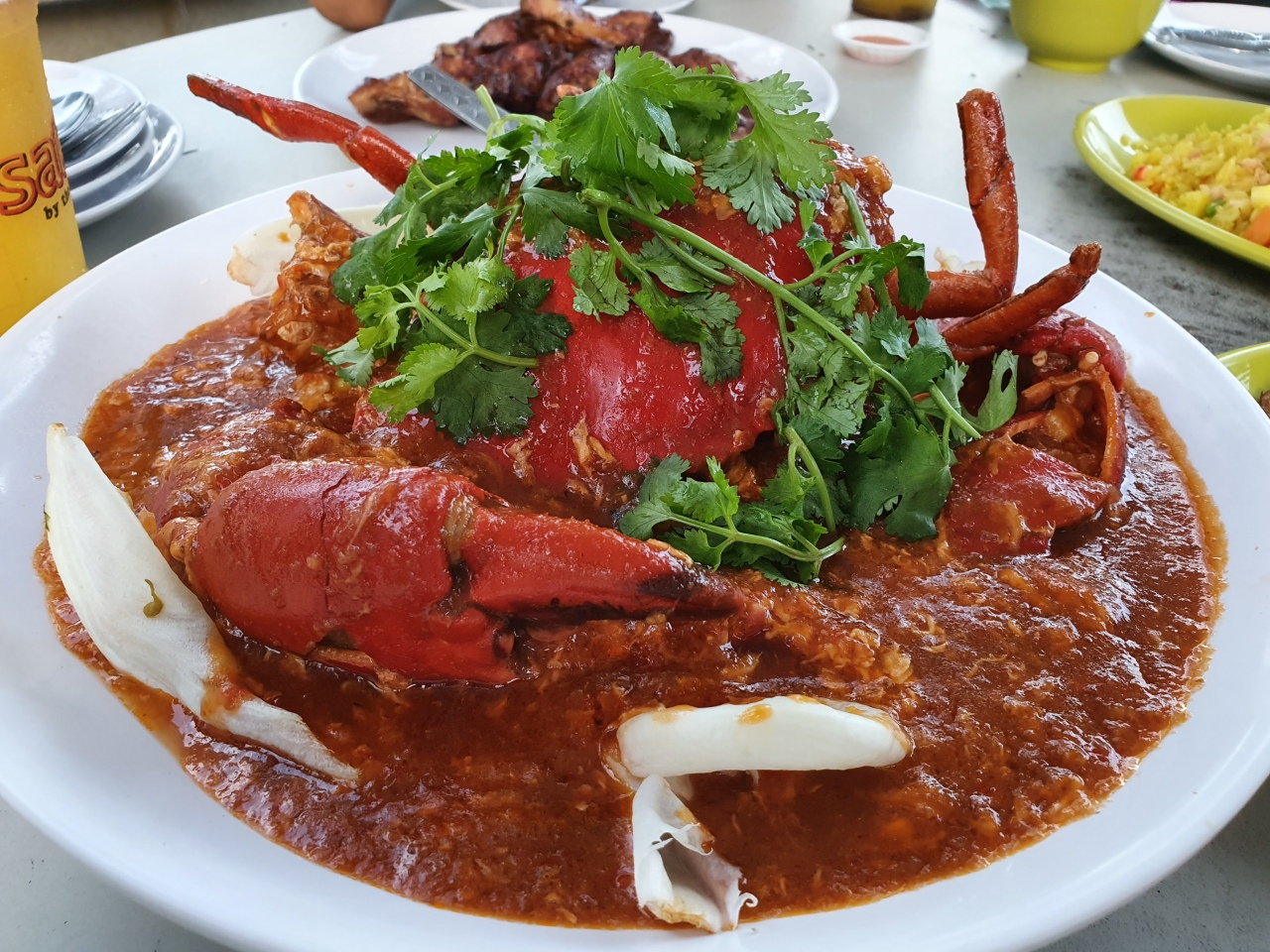 Evening 174: Chilli Crab