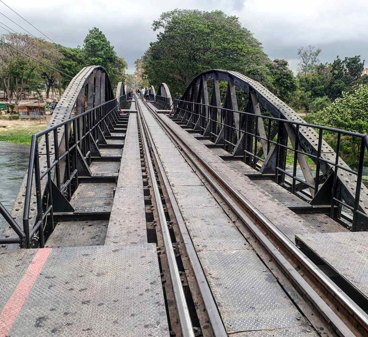 Day 197: Not the Bridge Over the River Kwai